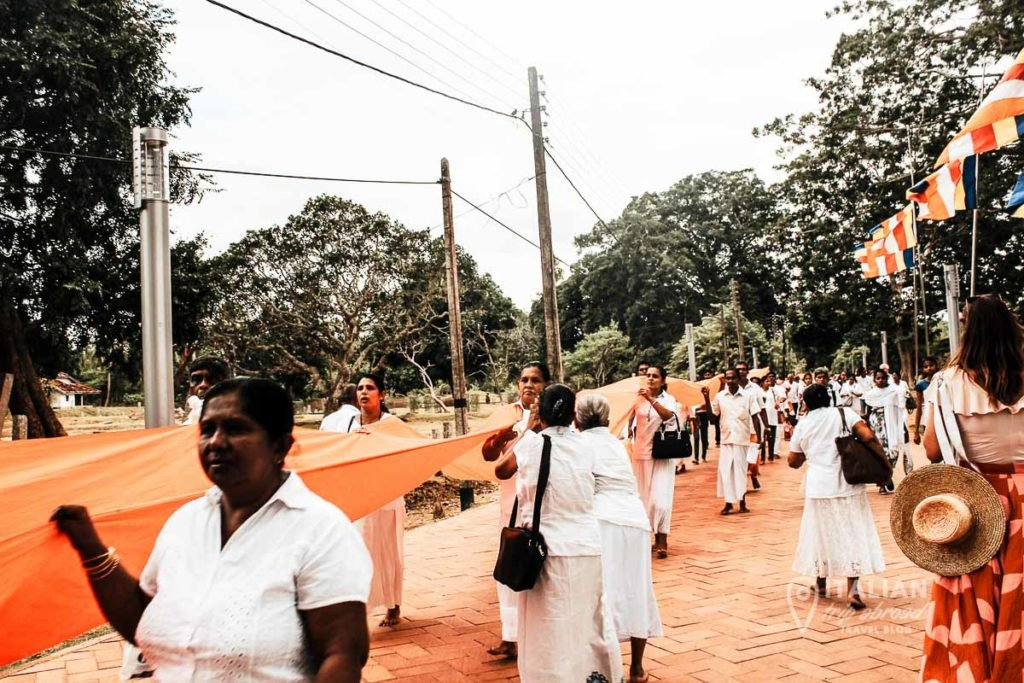 Ruwanwelisaya - Buddist Temple-1
