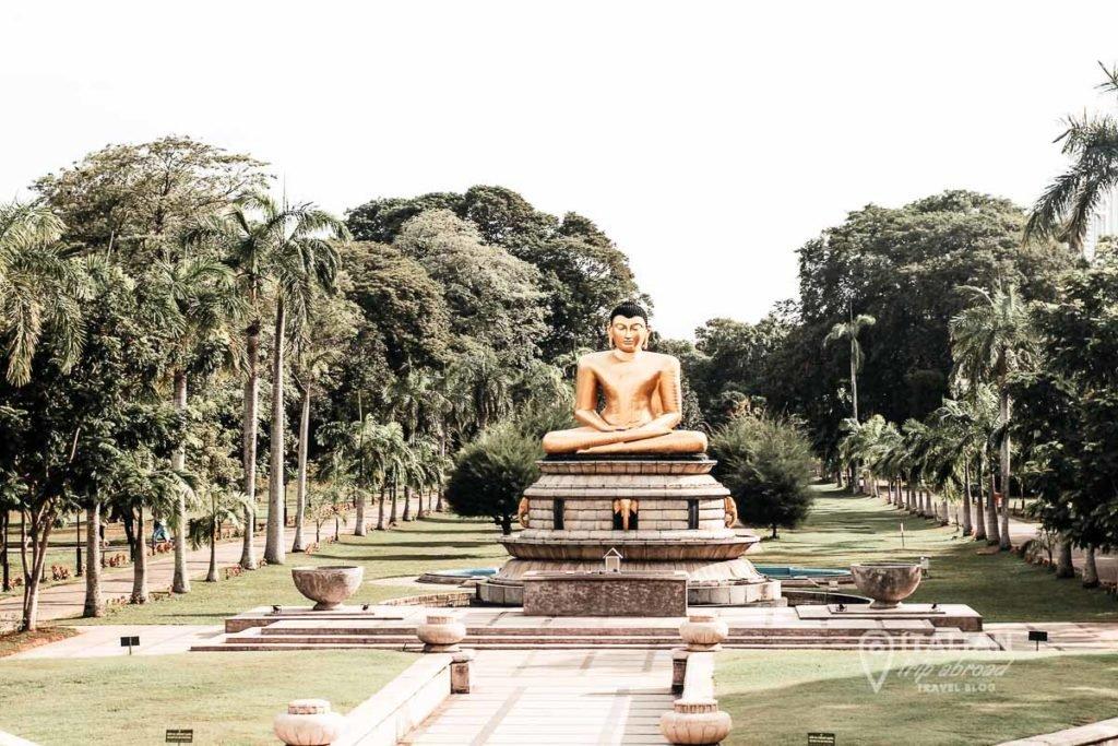 Sri Lanka Parks - Buddhist Warship