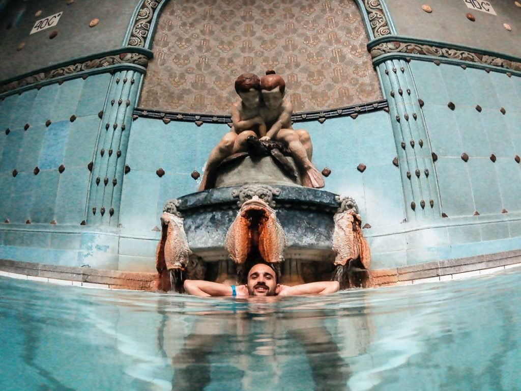 The best Budapest Spa Experience - Budapest Spa guide - Italian Trip Abroad