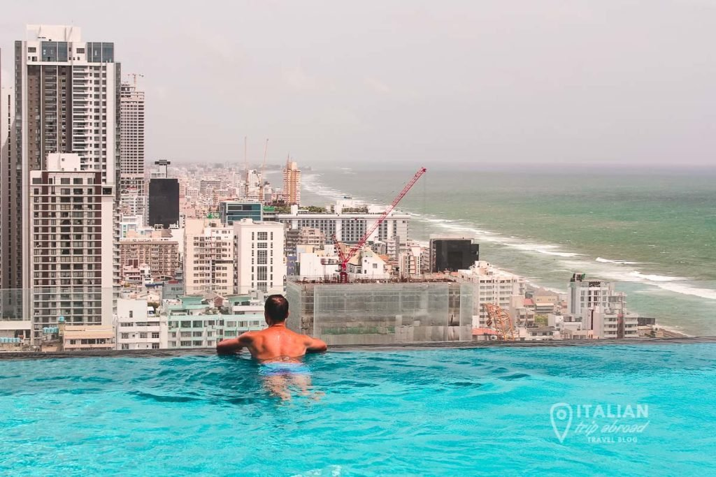 Moevenpick Hotel Colombo Pool - Places to visit in Asia