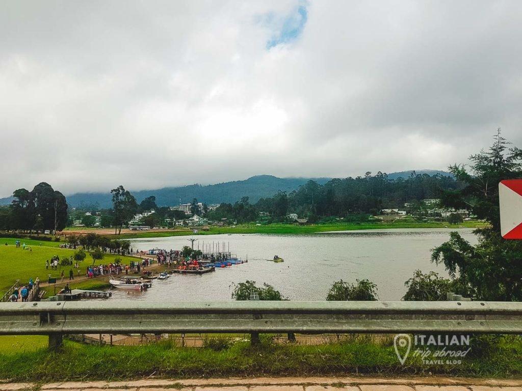 Gregory's Lake Nuwara Eliya - Sri Lanka