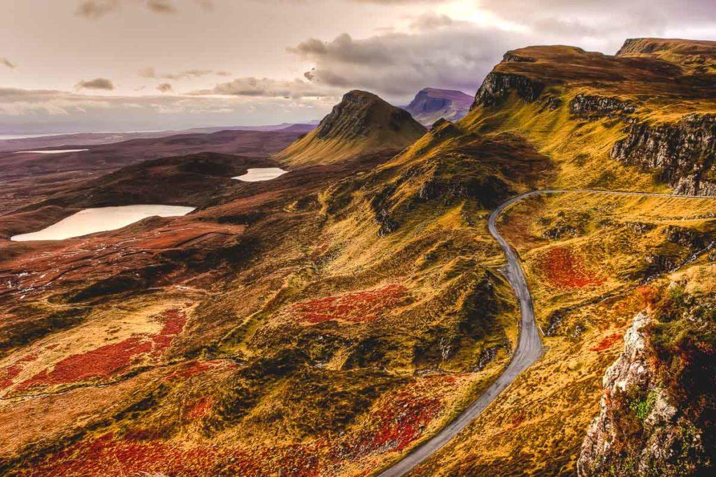 Tenerife Landscapes of a Vulcanic Island