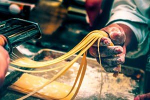 Learn how to make fresh hand made pasta in Florence