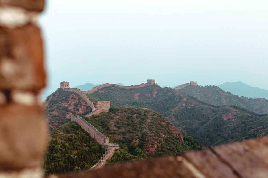 The great wall of China - Asia Undiscovered