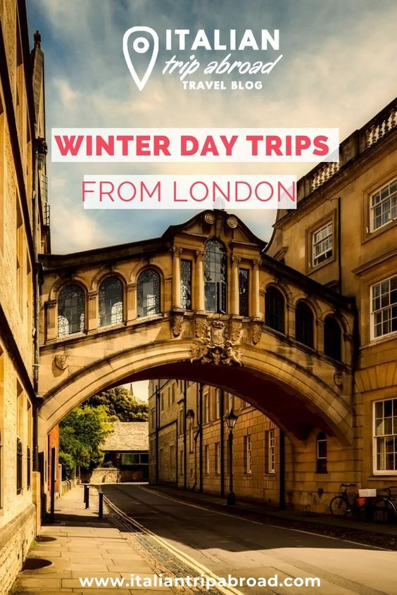 Winter day trips from London | Enjoy a UK Microgap 1