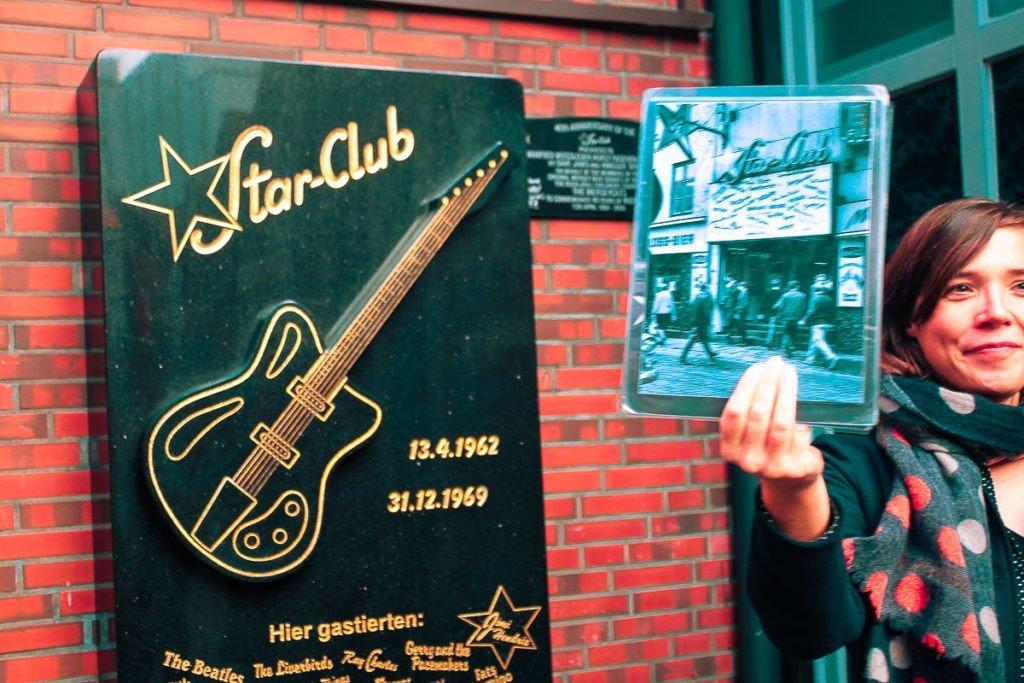 Beatles Tour in Hamburg