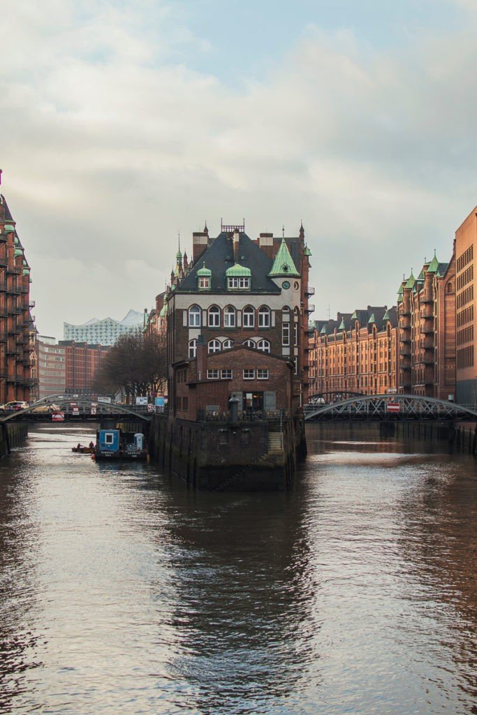 Hamburg in 2 days Canals transport tours