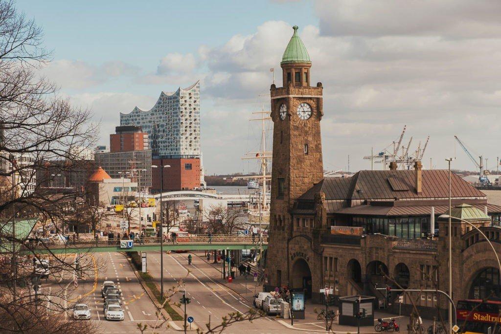 Hamburg in 2 days itinerary