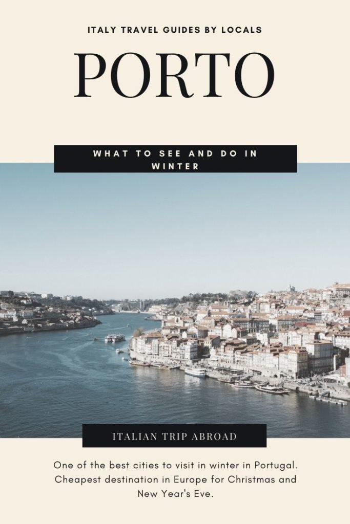 Itinerary for Porto in winter - Visit Portugal