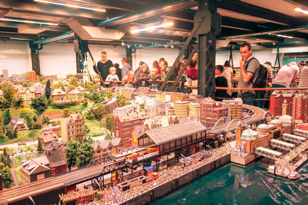 Miniatur Wunderland of Hamburg