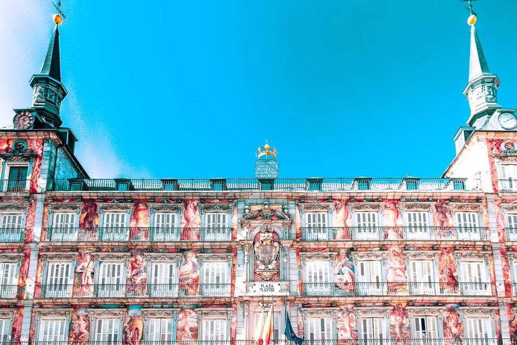 Spring break in Madrid