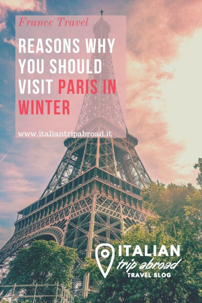 Pin Me! What to do in Paris in winter