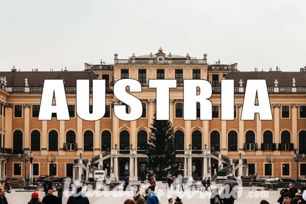 Austria Itineraries