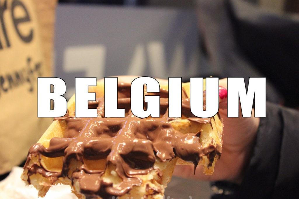 Belgium Itineraries