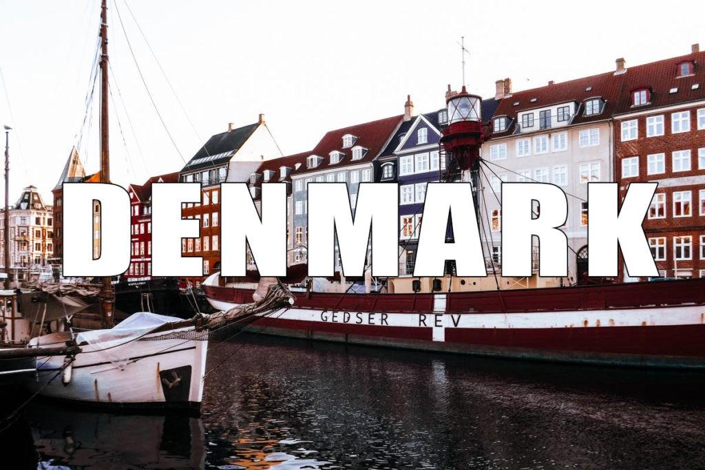 Denmark Itineraries
