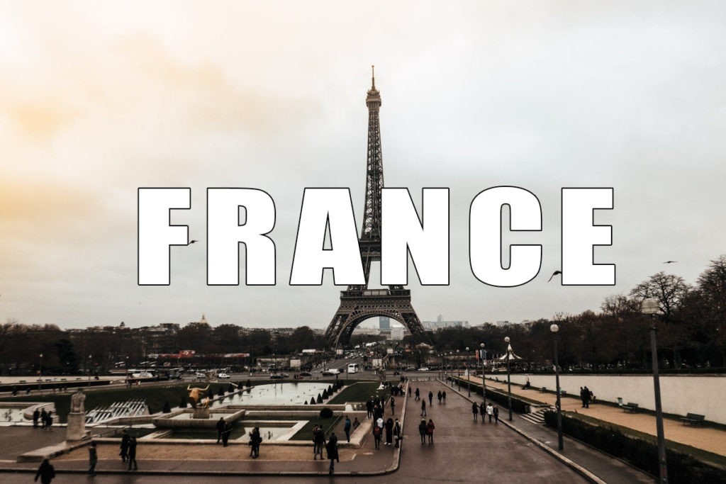 France Itineraries