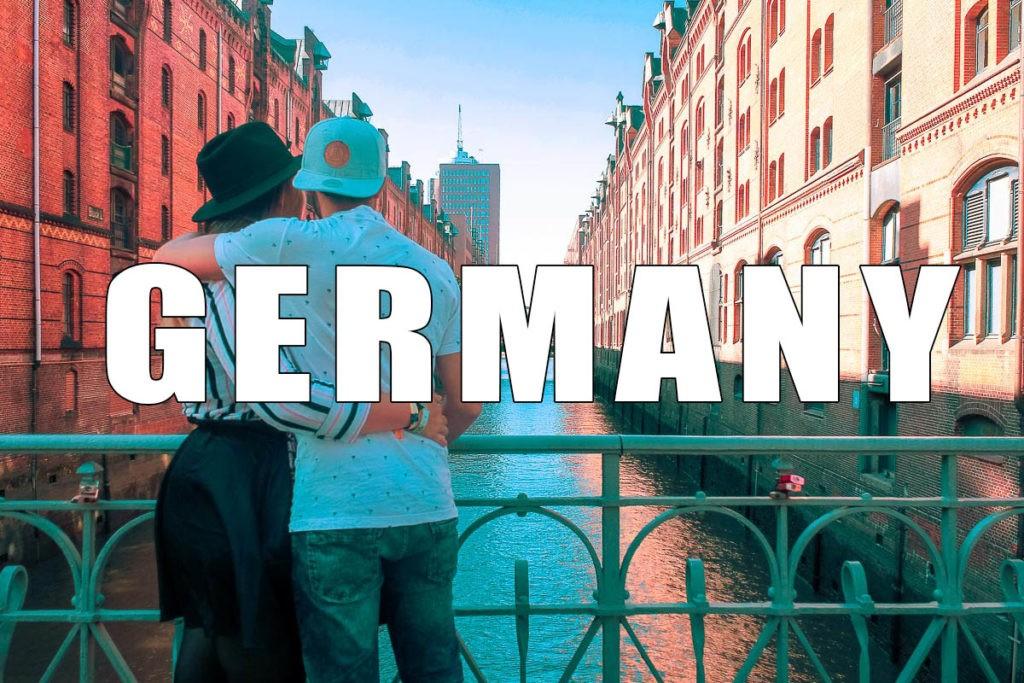 Germany Itineraries