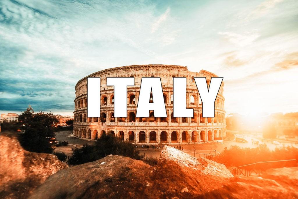 Italy Itineraries