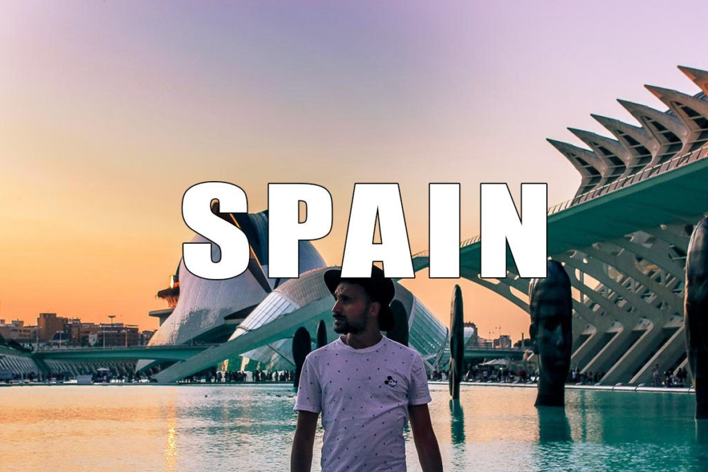 Spain Itineraries