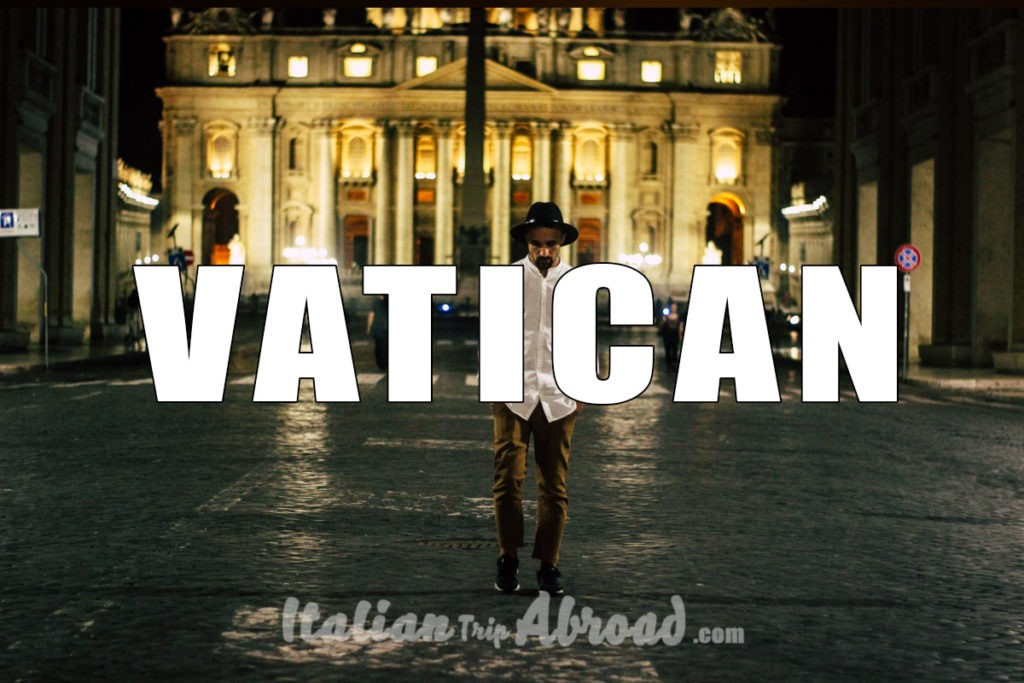 Vatican Itineraries