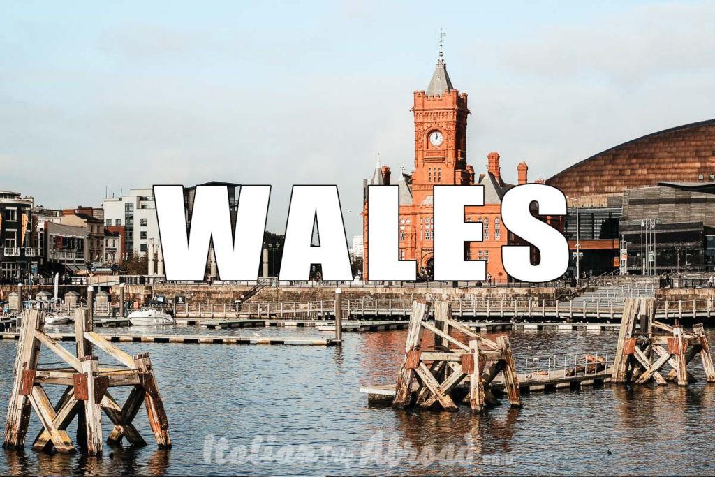 Wales Itineraries