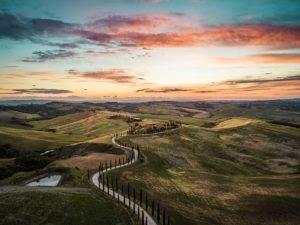 San Quirico d'Orcia - Best Italian Road Trip