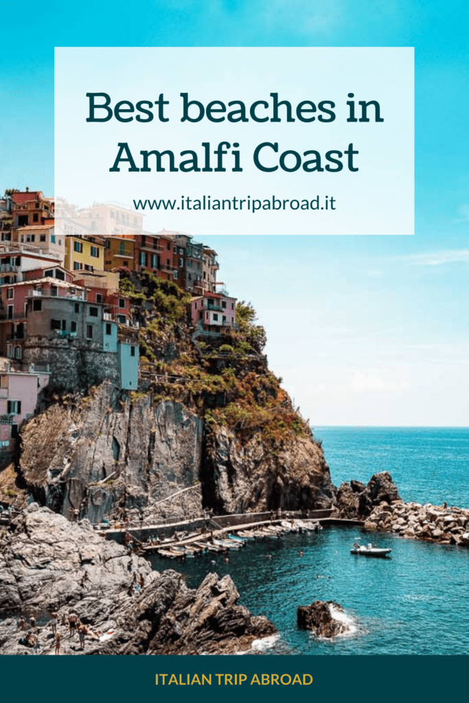 Best beaches in Amalfi Coast