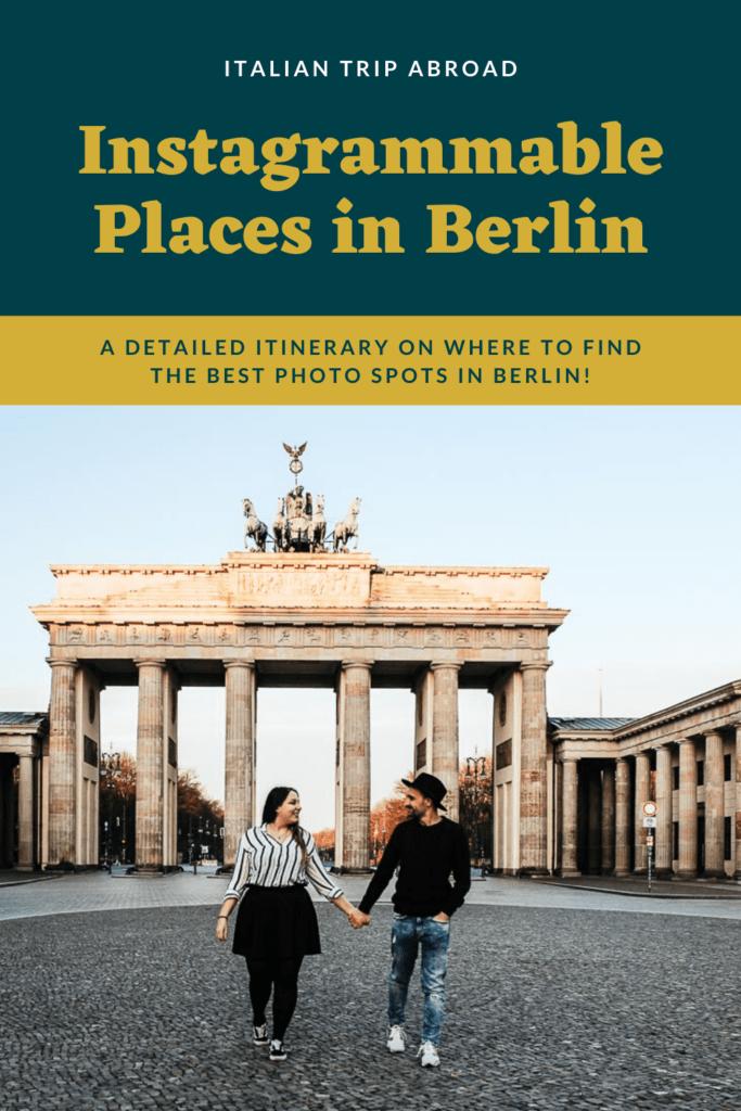 Best Instagram Spots in Berlin