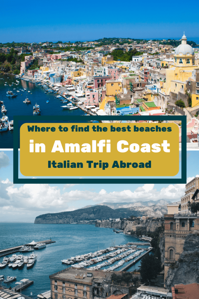 Where to find the best beaches in Amalfi