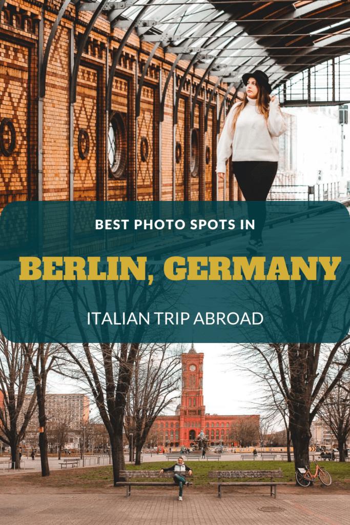 Berlin Photography Locations