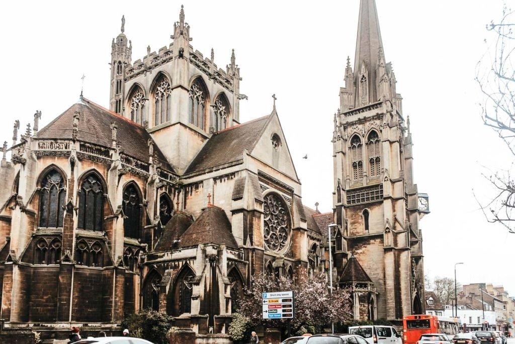 Churches of Cambridge