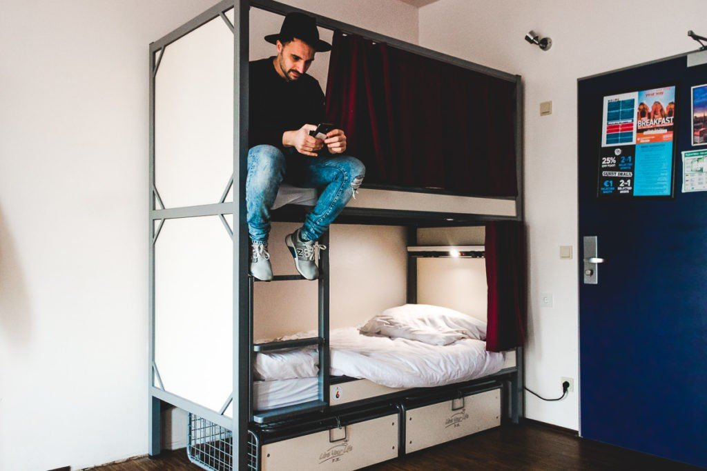 How to stay as a couple in a hostel
