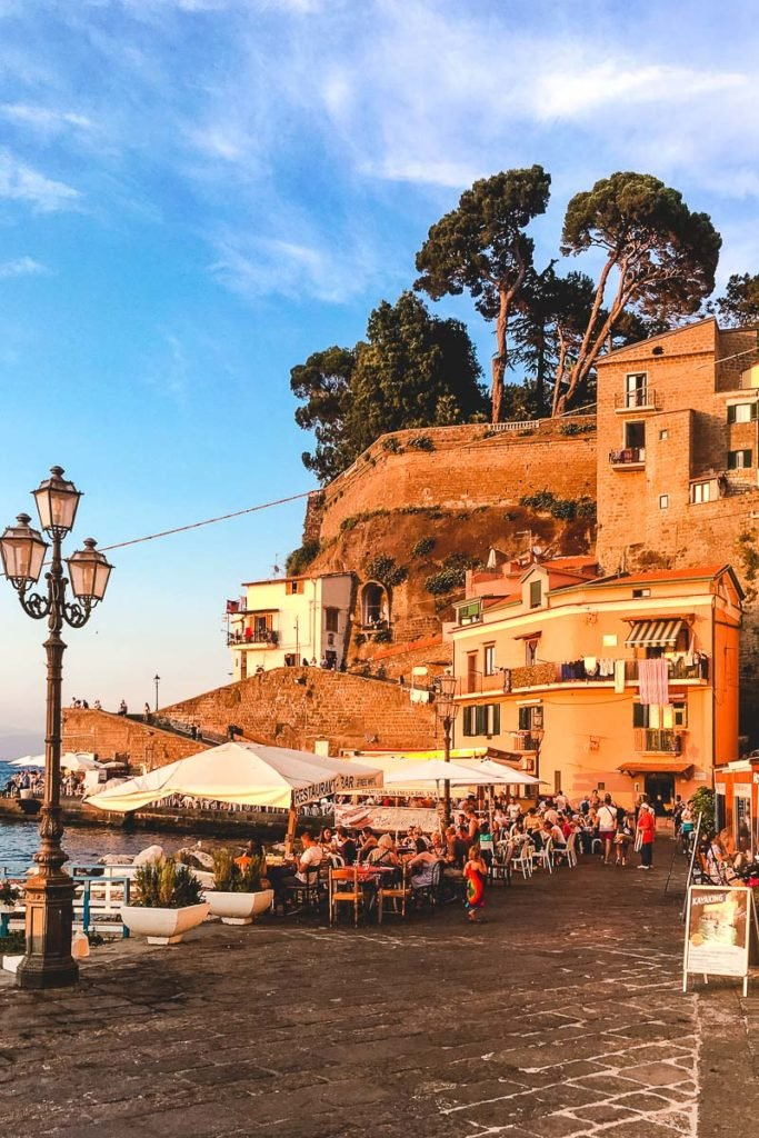 Sorrento Seaside of Amalfi Coast