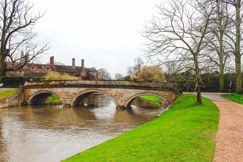 Bridges Architecture of Cambridge