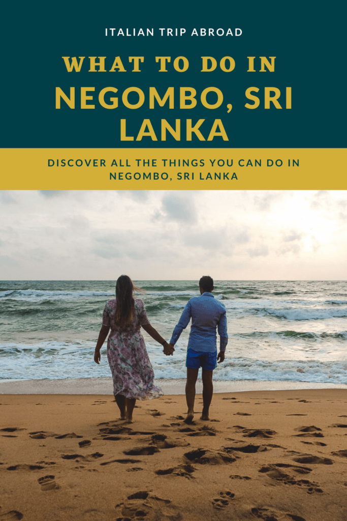 What to do in Negombo, Sri Lanka