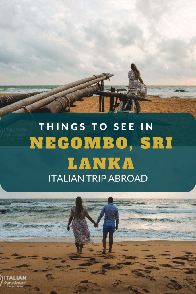Things to see in Negombo, Sri Lanka