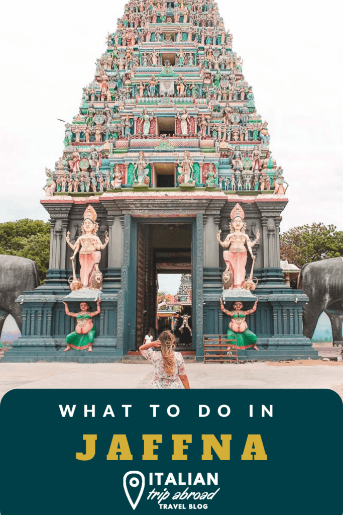 What to do in Jaffna