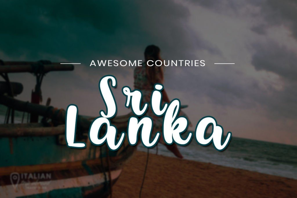 Visit Sri Lanka an awesome Country