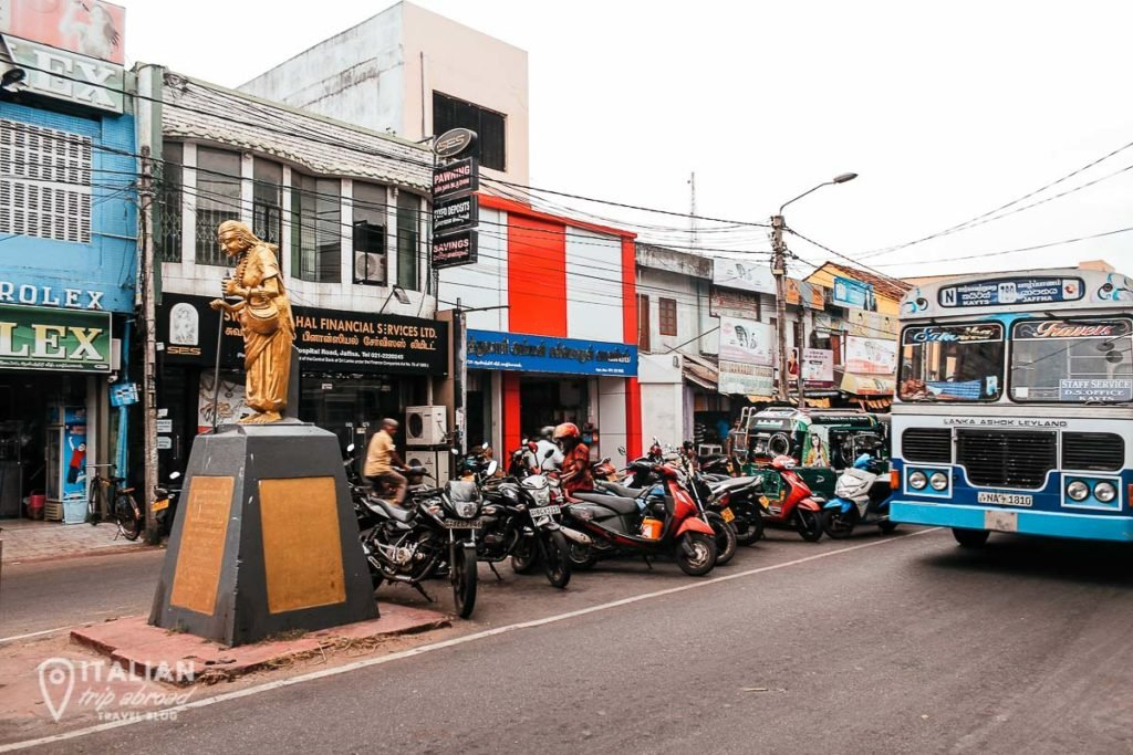 How to go from Colombo to Jaffna by bus - On a budget way to reach Jaffna