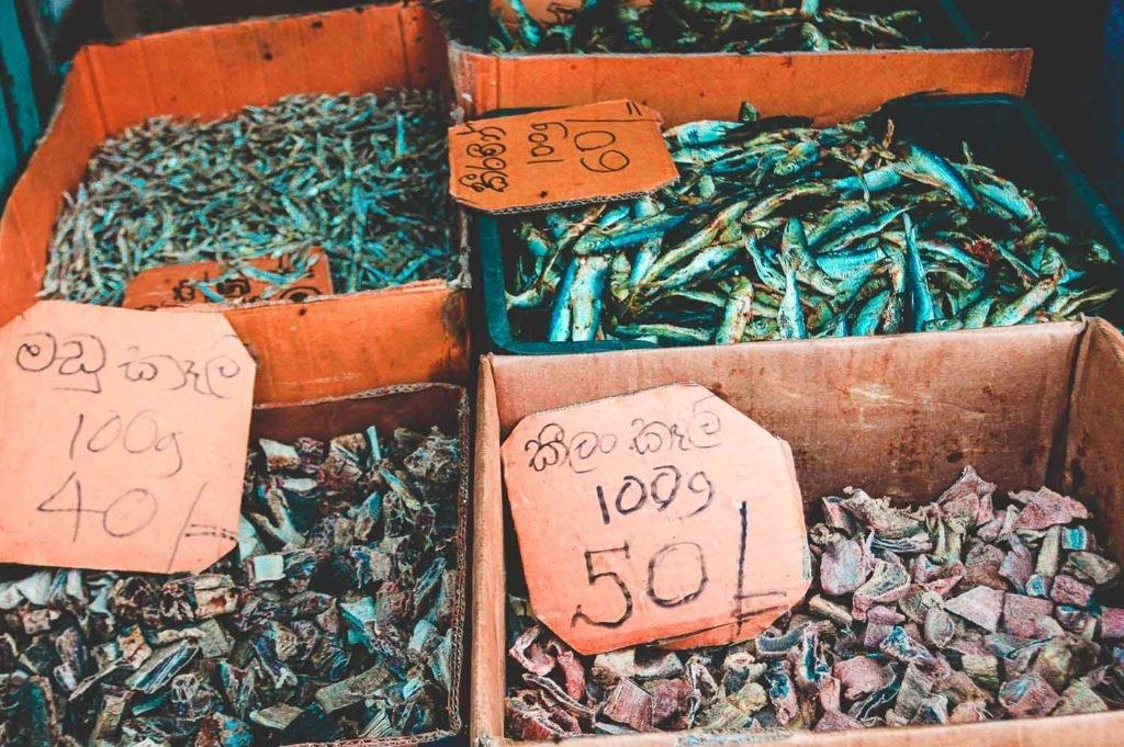 Kandy Old Town Market - Sri Lanka