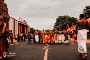 Nallur Festival at the Kandaswamy Hindu Temple Jaffna