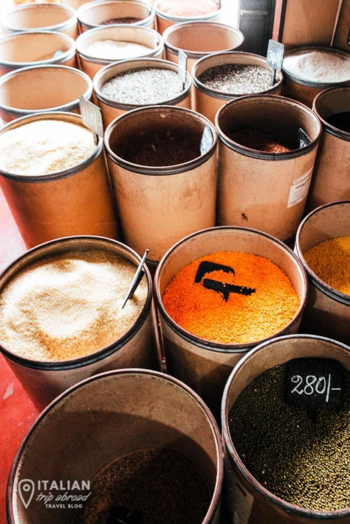 Spices and Tea shops in Sri Lanka - The best spices in the world