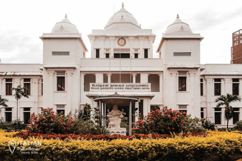Things to do in Jaffna - Visit the Public Library of Jaffna