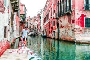Hidden corner of Venice - The best photos of Venice by Italian Trip abroad - Hidden Pier