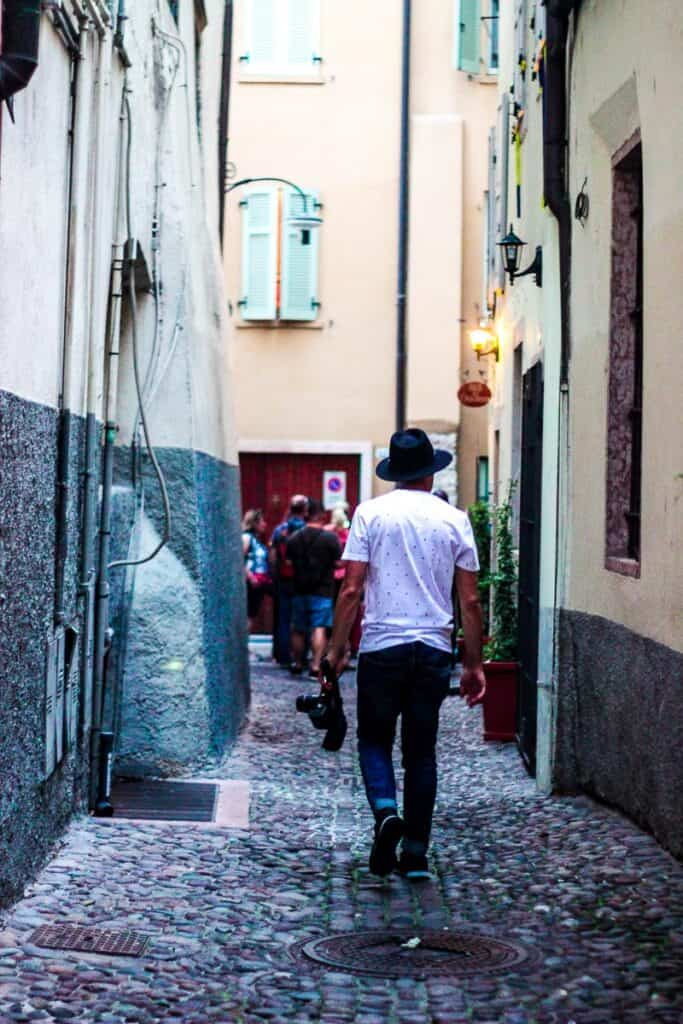 Narrow alleys of Trento, Trentino - Best things to do in Trentino Italy