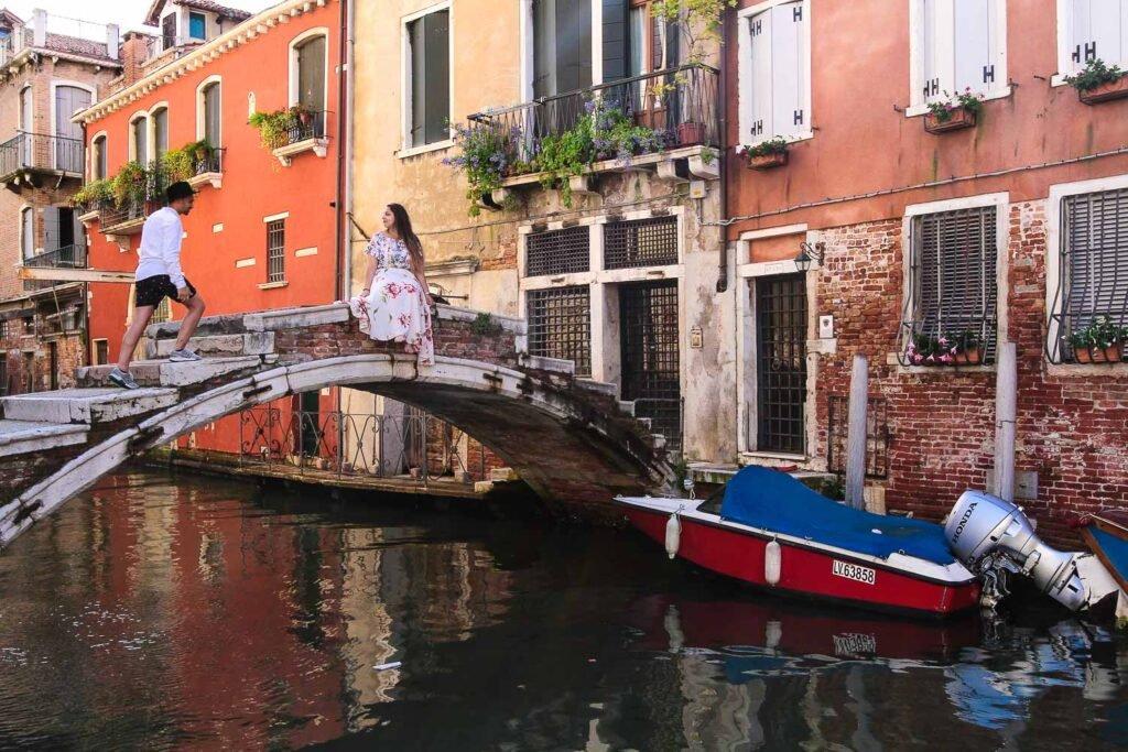 Best Instagram Spots in Venice | Ponte Chiodo