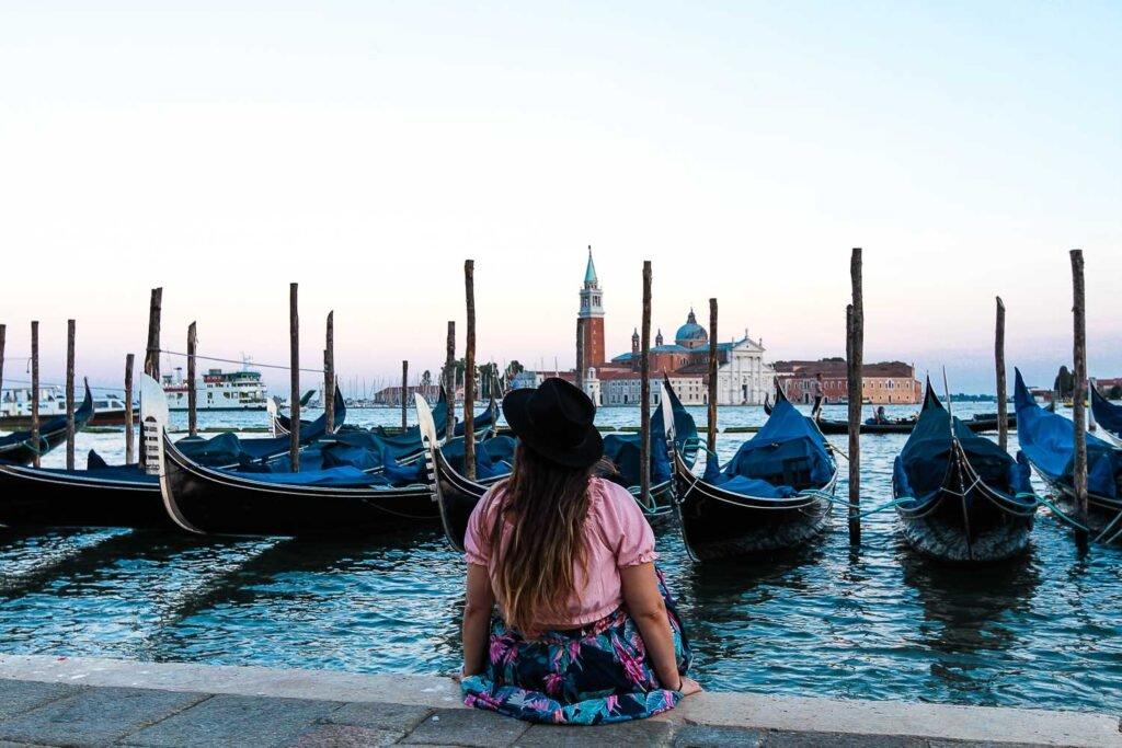 Riva degli Schiavoni - Instagrammable places in Venice