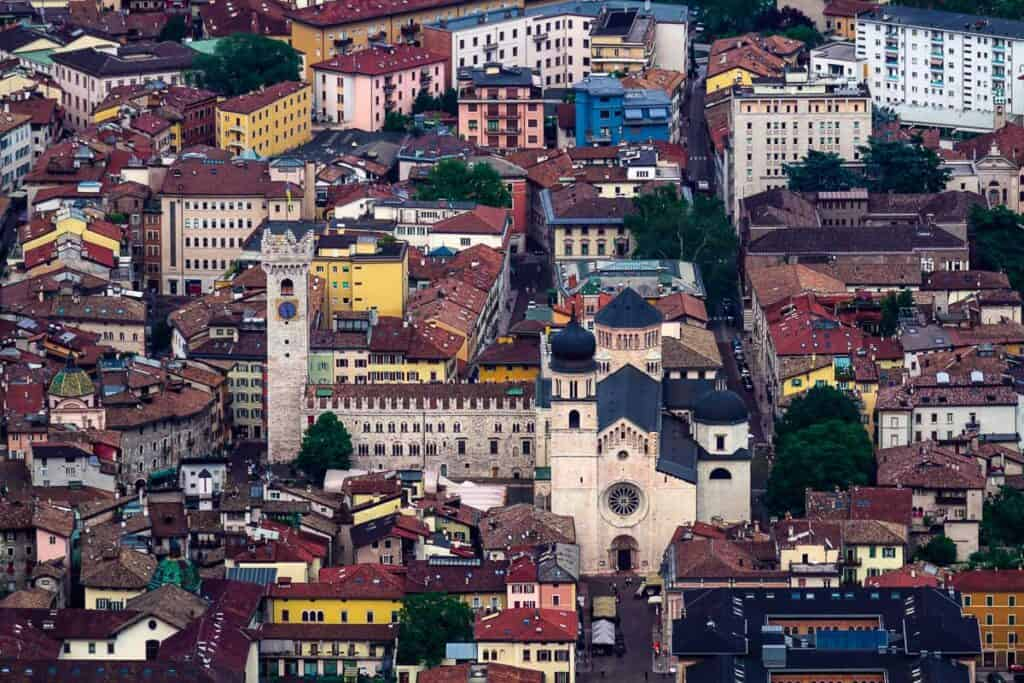 Stroll around the Old Town of Trento - Things to do in Trentino