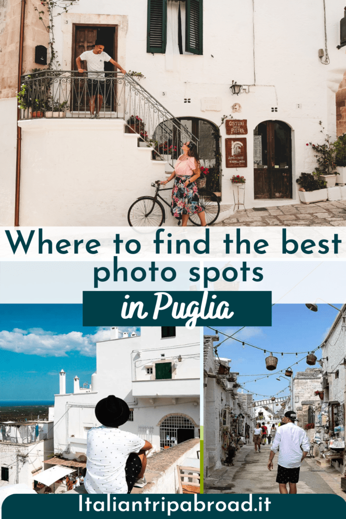Where to find the best photo spots in Puglia