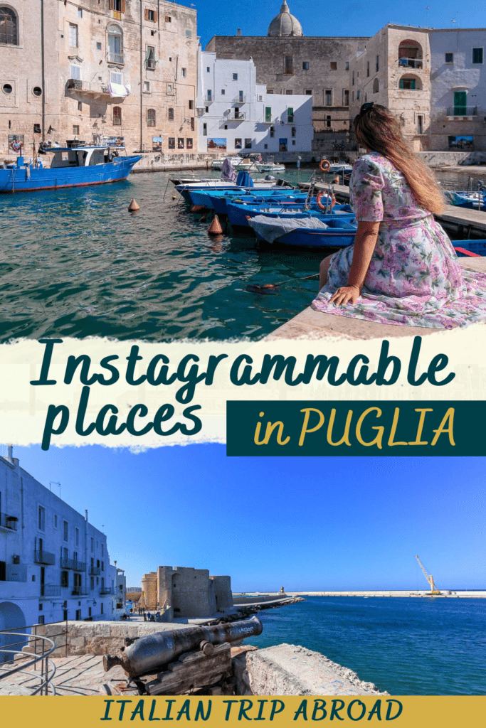 Instagrammable places in Puglia